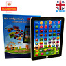 New Baby Tablet Educational Toys Kids For 3+ Years Toddler Learning English Gift