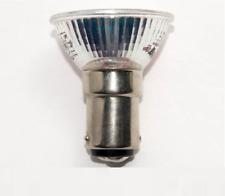GE M54 Precise Bright 20w 12v Open Halogen Spotlight Reflector Bulb