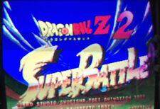 DRAGON BALL Z 2 - SUPERBATTLE - BANPRESTO / KONAMI - ARCADE PCB BOARD JAMMA