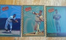 Triad Nolan Ryan Recollections 3 Card Hologram set