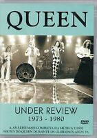 Queen DVD Under Review 1973 - 1980 Brand New Sealed Ultra Rare