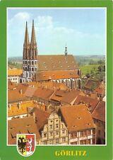GG0809 gorlitz altstadt mit vogtland und peterskierche    germany