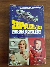 Space: 1999 Moon Odyssey by John Rankine (1975, Paperback)