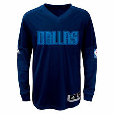 Dallas mavericks Shooting Shooter camisa x-large XL on Court adidas NBA