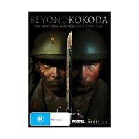 Australian History Channel Beyond KOKODA Documentary Movie DVD NEW**