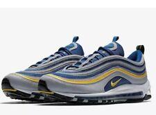 b90296f4cc4 NWT Nike Air Max 97 Running Shoes Michigan Wolverines Blue - 921826-006 - SZ