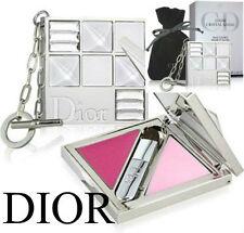 100% Auténtico Ltd Edt Dior Couture Cristal Brillo Paleta de Maquillaje Rosa Joya encanto