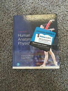 HUMAN ANATOMY & PHYSIOLOGY 11Th Edition HARDCOVER Marieb & Hoehn