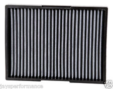 VF2012 K&N WASHABLE CABIN (POLLEN) AIR FILTER FOR A3 (8L) 1.6/1.8/1.9 TDi