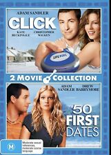 50 First Dates / Click DVD Region 4 NEW