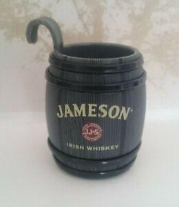 Jameson Irish Whiskey - Hanging Measuring Barrel - Single Shot - Official