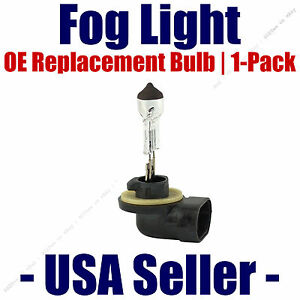 Fog Light Bulb 1pk 27W OE Replacement - Fits Listed Saturn Vehicles 881