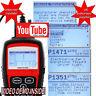 CAR OBD2 EOBD CAN Fault Code Reader Scanner diagnostic scan tool Digital