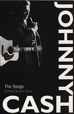 Johnny Cash: The Songs by Don Cusic, Book, New (Paperback, 2005)