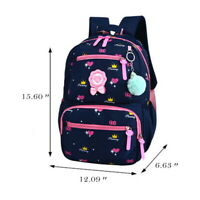Children Student School Bag Orthopedic Schoolbag Waterproof Printed  Backpack