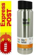 KleanKanteen Insulated Stainless Steel Coffee Mug Bottle Gym XMAS gift Aus stock