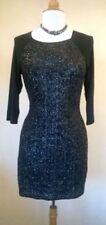 Stretch Midi Little Black Dress Dresses for Women