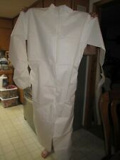 2 Cardinal Health Protective Suit Ppe Coveralls Elastic At Ankle Amp Wrist 4 Xl