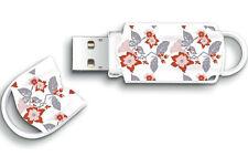 Integral INFD32GBXPRFLOR1 Xpression Floral - 32gb USB Flash Drive