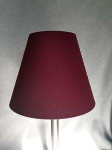 Maroon Red Lamp Shade
