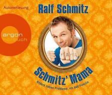 Schmitz' Mama, 4 Audio-CDs (Hörbuch) NEU von Ralf Schmitz