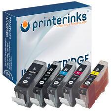 5 PGI-5BK and  CLI-8BK/Y Compatible Printer ink for Canon Pixma MP810 MP950
