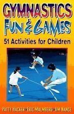 Gymnastics Fun & Games-ExLibrary