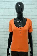 Maglia WRANGLER Donna Taglia Size S Maglietta Shirt Woman Cotone Manica Corta