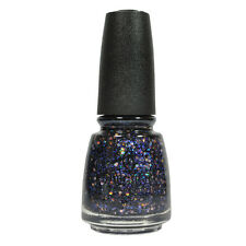 China Glaze Nail Polish Lacquer 82764 Coal Hands, Warm Heart 0.5oz