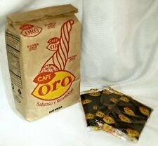 10 x CAFE ORO 460 gr / 16 oz. Ground Coffee Imported f/ HONDURAS