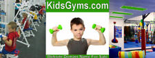 Kids Gyms .com Domain  Name For sale Weights Bounce Fun Training Sell online URL