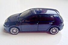 Rietze VW Golf 7 Dark Blue - 1:64 scale model made in Germany