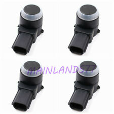 Set of 4 Rear Backup Park Assist Sensor 1EW63AXRAA Fit Chrysler Dodge Jeep Ram