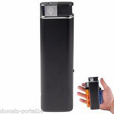Alu XXL Elektronik Gasfeuerzeug Lighter Feuerzeug mit Led  @ zum Sonderpreis Neu