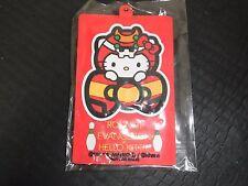 Evangelion X Hello Kitty Rubber Card Case