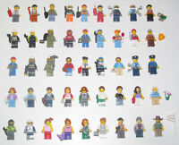 Lego ® Minifigure Figurine Personnage City 2016 + Accessoires Choose Minifig NEW