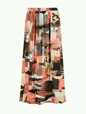 Marks and Spencer Viscose Plus Size Maxi Skirts for Women
