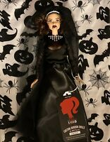 NIGHT OF THE DEMONS Angela CUSTOM HORROR DOLL  ooak Halloween Scary Barbie