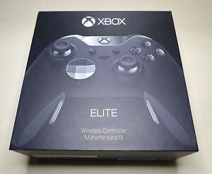 Xbox One Elite Wireless Controller Series 1. Black. USED