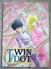 Saint Seiya Doujinshi Twin Dot Soldier 5 Shun Seiya Ikki