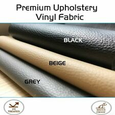 Waterproof Leather Vinyl Fabric Durability Fray and Weather Resistant Material