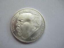1975-F KM 142.1 Germany F Ebert 5 mark silver BU