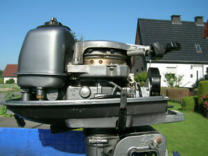 Mariner 4 PS Aussenborder Normalschafter Zweitakter Mercury Yamaha Tohatsu