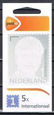 2014 3258 Koning Willem-Alexander tarief INTERNATIONAAL cat waarde € 20