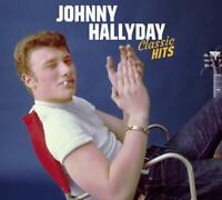 CD JOHNNY HALLYDAY  CLASSIC HITS  IMPORT  DIGIPACK /  CD 30 TITRES RARE NEUF