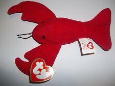 Pinchers - The Lobster Ty Teenie Beanie Baby New w/Tag
