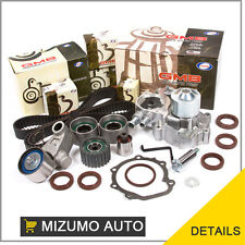 Timing Belt Kit Fit 02-05 2.0L Subaru WRX Turbo DOHC EJ20T GMB Water Pump