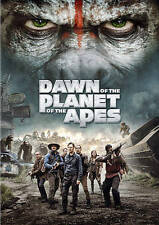 Dawn of the Planet of the Apes DVD New Free Shipping