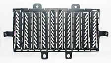 Rugged Roads - Yamaha Tenere XT660Z - Radiator Guard - Black - 5002B