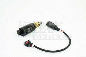 A/C Compressor CONTROL VALVE for Porsche Cayenne Panamera Boxster Cayman w/ PLUG